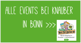 Alle Events bei Knauber in Bonn