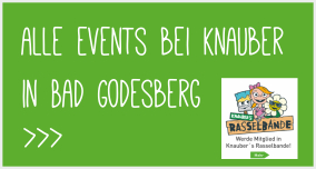 Alle Events bei Knauber in Bad Godesberg