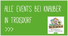 Alle Events bei Knauber in Troisdorf