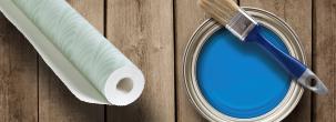 Farben und Tapeten
