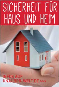 Sicherheit für Haus und Heim
